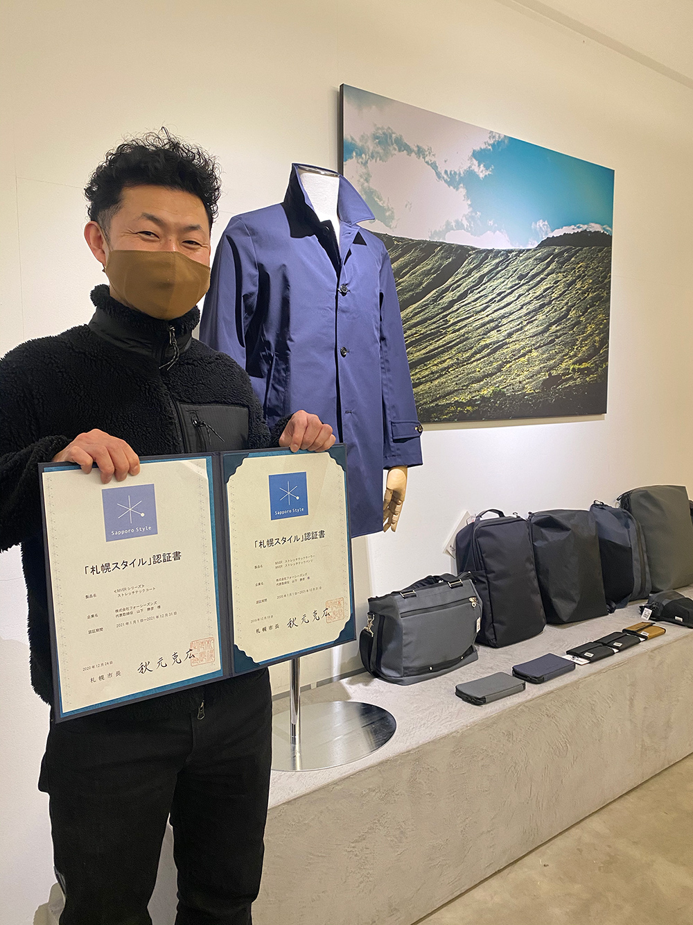 POP UP STORE様子イメージ