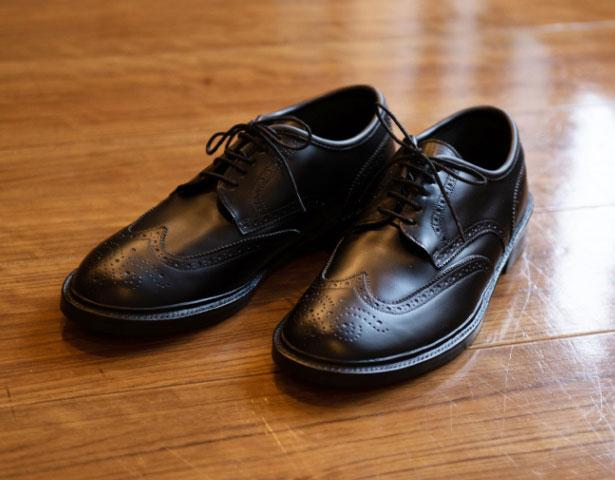 rainfubs 研究を重ねた革靴の様な質感と抜群の履き心地